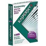 Kaspersky Internet Security 2012 - Licence 1 poste 1 an
