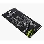 Bitspower tuyau SLI/CrossFire 12/10 mm (pour espacement PCI de 4 slots)