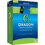 Nuance Dragon NaturallySpeaking 11.5 Premium Wireless