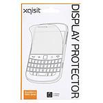 xqisit Lot de 3 films protecteurs pour BlackBerry Bold Touch (99xx)