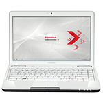 Toshiba Satellite L735-101 Blanc