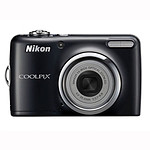 Nikon Coolpix L23 Noir