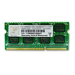 G.Skill for Mac 4 Go DDR3 1600 MHz CL11 SODIMM 204 pins