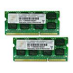 G.Skill 8 GB (2x 4 GB) DDR3 1600 MHz CL11 SODIMM 204 pins