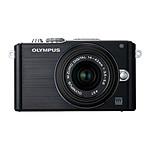 Olympus PEN E-PL3 + Objectif M.ZUIKO DIGITAL 14-42mm 1:3.5-5.6 II  Noir
