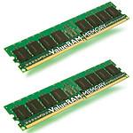 Kingston ValueRAM 4 Go (2x 2 Go) DDR3 1333 MHz Registered CL9