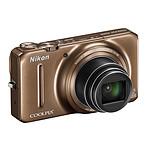 Nikon Coolpix S9200 Marron