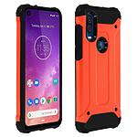 Avizar Coque Orange pour Motorola One Vision