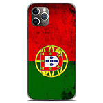 1001 Coques Coque silicone gel Apple iPhone 11 Pro motif Drapeau Portugal