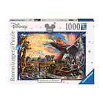 Disney - Puzzle Le Roi lion Collector's Edition (1000 pièces)