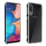 Avizar Pack protection Transparent pour Samsung Galaxy A20e