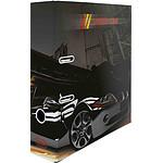 Elba Classeur motif 'Speed Car' A4 dos de 80mm