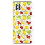 1001 Coques Coque silicone gel Samsung Galaxy A42 5G motif Fruits tropicaux