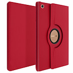 Avizar Etui folio Rouge pour Samsung Galaxy Tab S5e