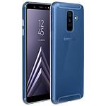 Avizar Coque Transparent pour Samsung Galaxy A6 Plus