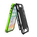 ELEMENT CASE  Coque ROLL CAGE pour iPhone X  Vert
