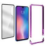 Avizar Pack protection Violet pour Xiaomi Mi 9