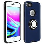 Avizar Coque Bleu Nuit pour Apple iPhone 7 , Apple iPhone 8 , Apple iPhone SE 2020