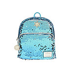Disney - Sac à dos Elsa Reversible Sequin By Loungefly