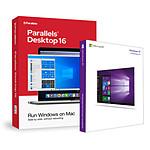 Parallels Desktop 16 Standard + Windows 10 Pro - Licence perpétuelle - 1 poste - A télécharger