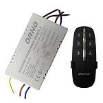 Orno Module On / Off 3 Canaux Avec Télécommande - Orno ORN_GB406