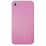 PURO  Coque iPhone 4/4S Leather  Rose