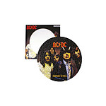 AC/DC - Puzzle Disc Highway To Hell (450 pièces)