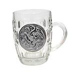 Game of Thrones - Chope Targaryen Metallic Logo