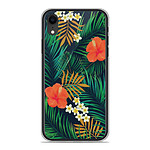 1001 Coques Coque silicone gel Apple iPhone XR motif Tropical