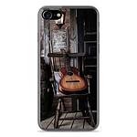 1001 Coques Coque silicone gel Apple IPhone 8 motif Guitare