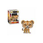 Le Roi lion (2019) - Figurine POP! Simba 9 cm