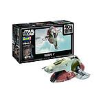 Star Wars - Maquette 40th Anniversary 1/88 Slave I 34 cm