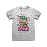 Star Wars The Mandalorian - T-Shirt Starry Child - Taille XL