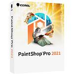 Corel PaintShop Pro 2021 - Licence perpétuelle - 1 poste - A télécharger