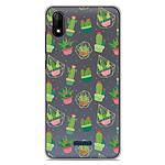 1001 Coques Coque silicone gel Wiko Y50 motif Cactus