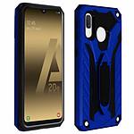 Avizar Coque Bleu Hybride pour Samsung Galaxy A20e