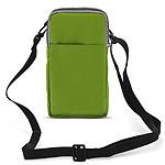 Avizar Pochette Vert pour Tous les Appareils d'une hauteur max. de 18 cm et d'une largeur jusqu'à 10 cm