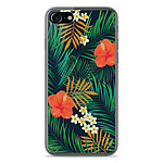 1001 Coques Coque silicone gel Apple IPhone 7 motif Tropical