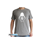 Assassin's Creed - T-shirt Assassin homme gris - Taille L