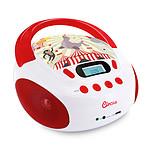 Lecteur CD MP3 enfant avec port USB Circus