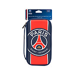 PSG - Paris Saint Germain - Sacoche, housse rigide et anti-choc pour Nintendo Switch
