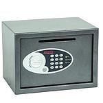 Phoenix Coffre-fort anti-effraction vela home/office serrure électronique 17L gris