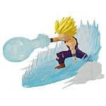Dragon ball - Figurine Super Saiyan 2 Gohan Final Blast 9cm