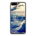 1001 Coques Coque silicone gel Apple IPhone 8 Plus motif Lune soleil