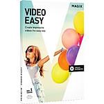 Magix Vidéo easy - Licence perpétuelle - 1 poste - A télécharger
