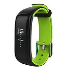 WEE'PLUG Bracelet intelligent SB18 Vert