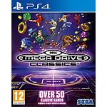 SEGA Mega Drive Classics (PS4) - Boîtier UK