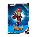 Avengers : Endgame - Figurine Mini Egg Attack Iron Man MK50 10 cm