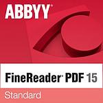 Abbyy FineReader PDF 15 Standard - Licence perpétuelle - 1 poste - A télécharger