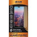 Isium Verre Trempe 2.5D Transparent Huawei P20 Pro